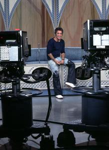"""Newlywed Game, The""Chuck Barris on the setc. 1972 ABC © 1978 Gene Trindl - Image 12136_0005"
