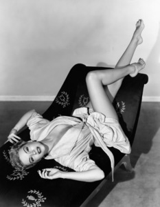 """Marcia Henderson in """"The Glass Web""""1953** F.R.C. - Image 12143_0002"""