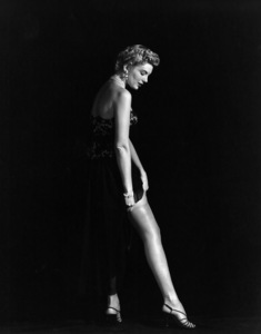 """Marcia Henderson in """"The Glass Web""""1953** F.R.C. - Image 12143_0004"""