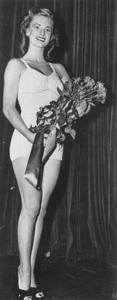 Cloris LeachmanAge 20 - Miss Chicago1946 - Image 1216_0009