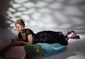 Cloris Leachmancirca 1956 © 1978 Gene Howard - Image 1216_0015