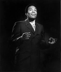 Marvin Gaye circa 1965 ** F.R. - Image 12163_0001