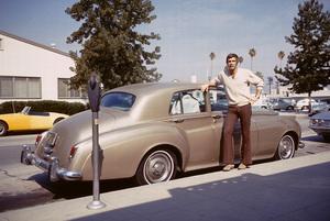 Lee Majorsand his Rolls Royce1969**H.L. - Image 12177_0002