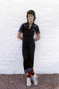 The Bay City Rollers (Les McKeown)circa 1974© 1978 Gunther - Image 12179_0030