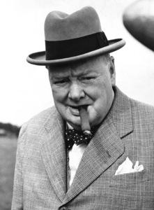 Winston Churchillin London Sept 1949**I.V. - Image 12180_0006