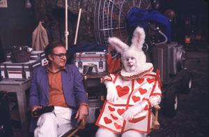 """""""Alice In Wonderland"""" Steve Allen & Red Buttons 1985/CBS © 1978 Gunther - Image 12181_0006"""