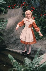 """Alice In Wonderland""Natalie Gregory1985 CBS © 1985 Gene Trindl - Image 12181_0014"