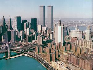 New York skyline, 1980. © 1980 Earl Witscher  - Image 12252_0002