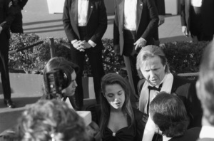 """The 60th Annual Academy Awards""Jon Voight, Angelina Jolie, James Haven1988 © 1988 Gunther - Image 12279_0024"