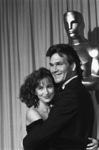 """The 60th Annual Academy Awards""Jennifer Grey, Patrick Swayze1988 © 1988 Gunther - Image 12279_0029"