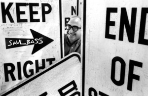 Saul Bass1961© 1978 Bob Willoughby - Image 12286_0002
