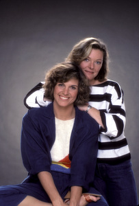 """Kate & Allie""Susan Saint James, Jane Curtin1984 © 1984 Mario Casilli - Image 12328_0006"