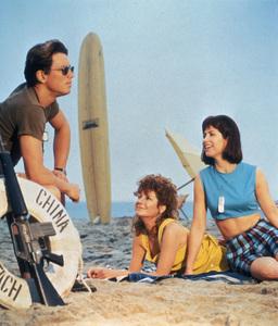 """""""China Beach""""Brian Wimmer, Chloe Webb, Dana Delany1988 - Image 12329_0003"""