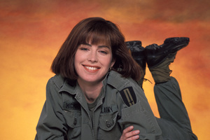 """China Beach""Dana Delany1988 © 1988 Mario Casilli - Image 12329_0012"