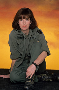 """China Beach""Dana Delany1988 © 1988 Mario Casilli - Image 12329_0019"
