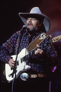 """Charlie Daniels performs on """"Cheyenne Frontier Days with Charlie Daniels and Friends""""November 30, 1992 ** I.V. - Image 12339_0013"""