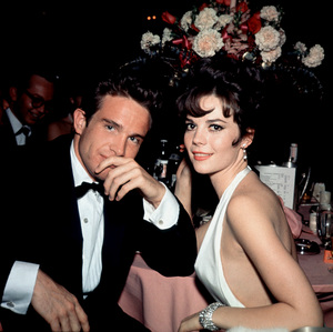 Warren Beatty and Natalie Wood, 1962. © 1978 Bernie Abramson - Image 1234_0070