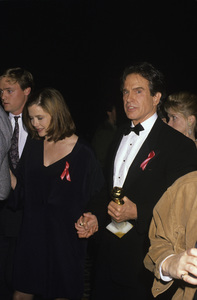 Warren Beatty and Annette Beningcirca 1990s© 1990 Gary Lewis - Image 1234_1025