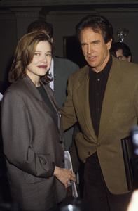 Warren Beatty and Annette Beningcirca 1990s© 1990 Gary Lewis - Image 1234_1026