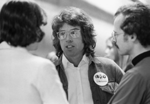 Warren Beatty at an event for George McGoverncirca 1970s© 1978 Gary Lewis - Image 1234_1049