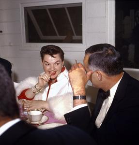 """Cobina Wright Party""Judy Garlandcirca 1955 © 1978 Wallace Seawell - Image 12358_0013"