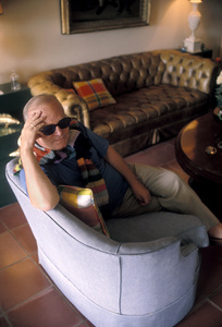 Truman Capoteat home in Palm Springs, CAcirca 1978 © 1978 Gene Trindl - Image 12365_0005