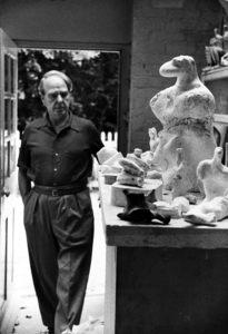 Henry Moorecirca 1950s © 1978 Sanford Roth / LACMA - Image 12405_0013