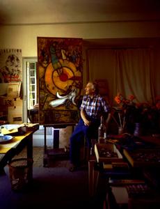 Marc Chagallcirca 1955 © 2000 Mark Shaw - Image 12406_0005