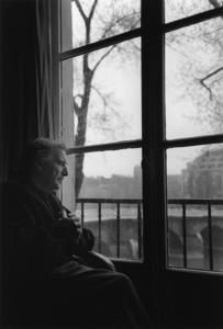 Marc Chagall in Pariscirca 1950© 1978 Sanford Roth / L.A.C.M.A. - Image 12406_0014