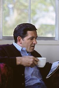 George Lindsey at home1967 © 1978 Gene Trindl - Image 12435_0008