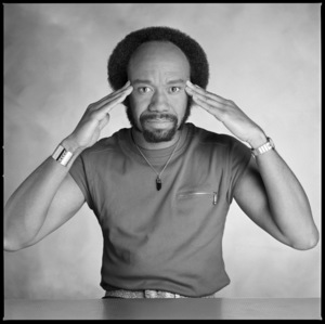 Maurice White of Earth Wind & Fire 1983 © 2009 Bobby Holland - Image 12444_0029