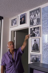 Gavin MacLeod at homecirca 1980s© 1980 Gene Trindl - Image 12445_0015