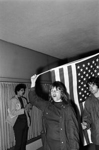 """John Ford Tribute""Jane Fonda, Tom Haydencirca 1976 © 1978 Gunther - Image 12448_0004"