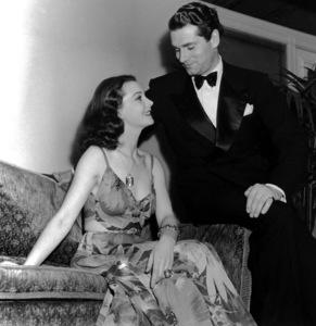 Laurence Olivier and Vivien Leighcirca 1939** I.V. - Image 1248_0541