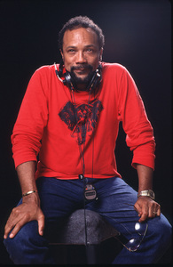 """L.A. is My Lady"" Recording SessionQuincy Jones © 1984 Ed Thrasher - Image 12491_0005"