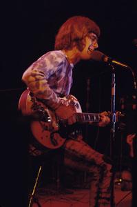 John Sebastian performing at the Fillmore East in New York Citycirca 1969 © 1978 Gary Legon - Image 12509_0013