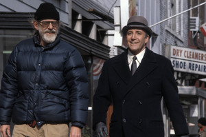 """""""Being There""""Director Hal Ashby, Peter Sellers1979 Lorimar © 1979 Ed Thrasher - Image 12514_0007"""