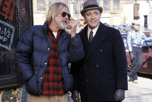 """""""Being There""""Director Hal Ashby, Peter Sellers1979 Lorimar © 1979 Ed Thrasher - Image 12514_0010"""