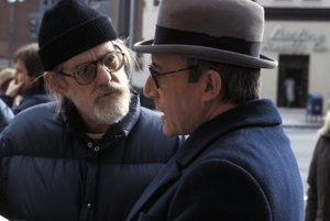 """""""Being There""""Director Hal Ashby, Peter Sellers1979 Lorimar © 1979 Ed Thrasher - Image 12514_0017"""