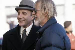 """""""Being There""""Peter Sellers, director Hal Ashby1979 Lorimar © 1979 Ed Thrasher - Image 12514_0018"""