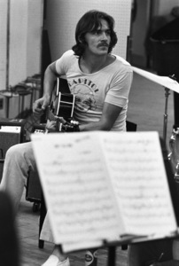 James Taylor rehearsing in New York City1970 © 1978 Gary Legon - Image 12520_0030