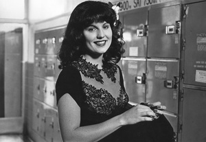 """Who Is the Black Dahlia?""Lucie Arnaz1975 © 1978 Marv Newton - Image 1253_0006"