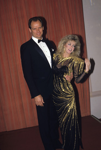 Donna Mills and Fred Dryer1988 © 1988 Gunther - Image 12549_0024