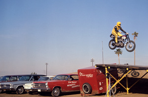 Evel Knievel circa 1967 © 1978 Gunther - Image 12550_0002