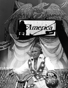 Evel Knievel at the Coliseumcirca 1975 © 1978 Bud Gray - Image 12550_0015