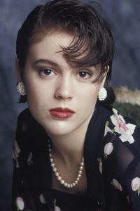 Alyssa Milano1990Photo by Michael O