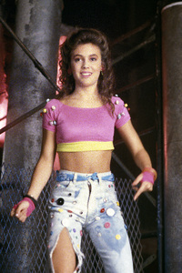 Alyssa Milano1988Photo by Michael O