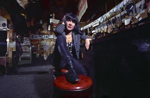 Judy Henske at the Troubadour1966 © 1978 Ed Thrasher - Image 12590_0001