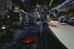 Judy Henske at the Troubadour1966 © 1978 Ed Thrasher - Image 12590_0002