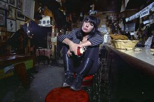 Judy Henske at the Troubadour1966 © 1978 Ed Thrasher - Image 12590_0003